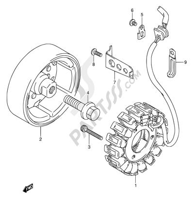 Suzuki Tachometer Wiring Cadillac Tachometer Wiring Wiring