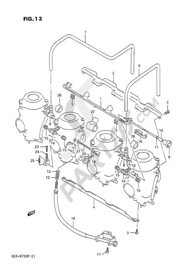 Suzuki Gsx 750 Ae Scrambler