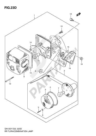 [DIAGRAM in Pictures Database] Suzuki Gn125 Wiring Harness