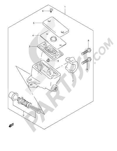 C6 Corvette Brakes. Corvette. Wiring Diagram Images