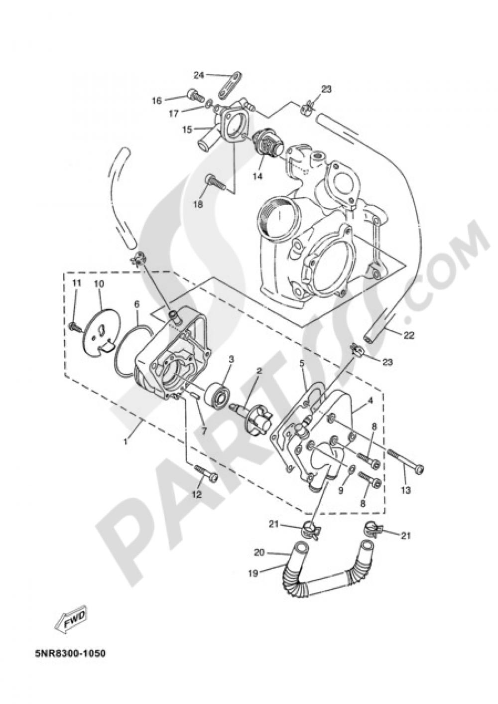 medium resolution of water pump yamaha majesty 125 2002 rh partsss com yamaha majesty 125 electrical diagram yamaha majesty 125 wiring diagram