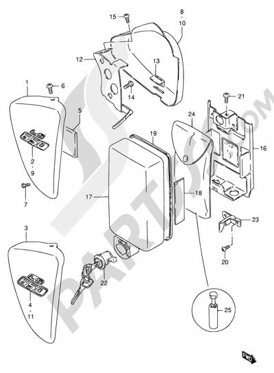 2005 suzuki boulevard c50 wiring diagram schematic