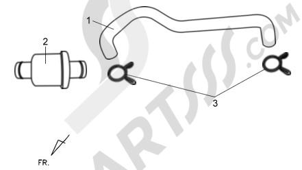 Moteur de recherche des pièces de rechange Sym :modèle 4