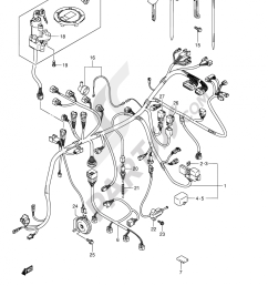 suzuki motorcycle gsf1250 gsf1250a l0 e19 e24 electricidad 38 wiring harness gsf1250l0 1000 png [ 1000 x 1294 Pixel ]