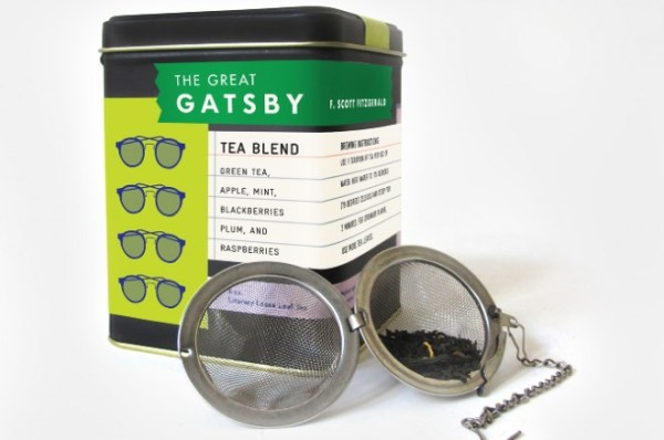 gatsby strainer grey