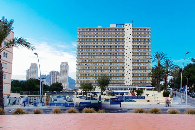 Spanje met kinderen  Hotel Poseidon Playa  Costa Blanca