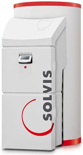 SolvisMax als Gasheizung