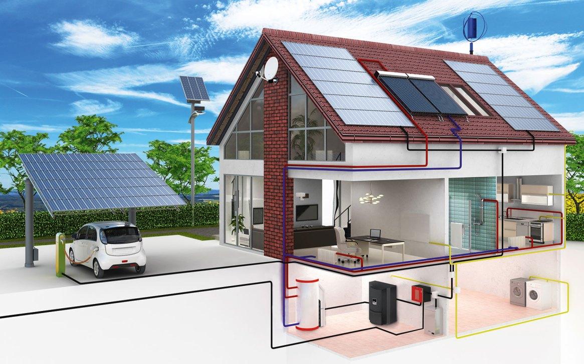 SolvisPV2Heat Photovoltaik