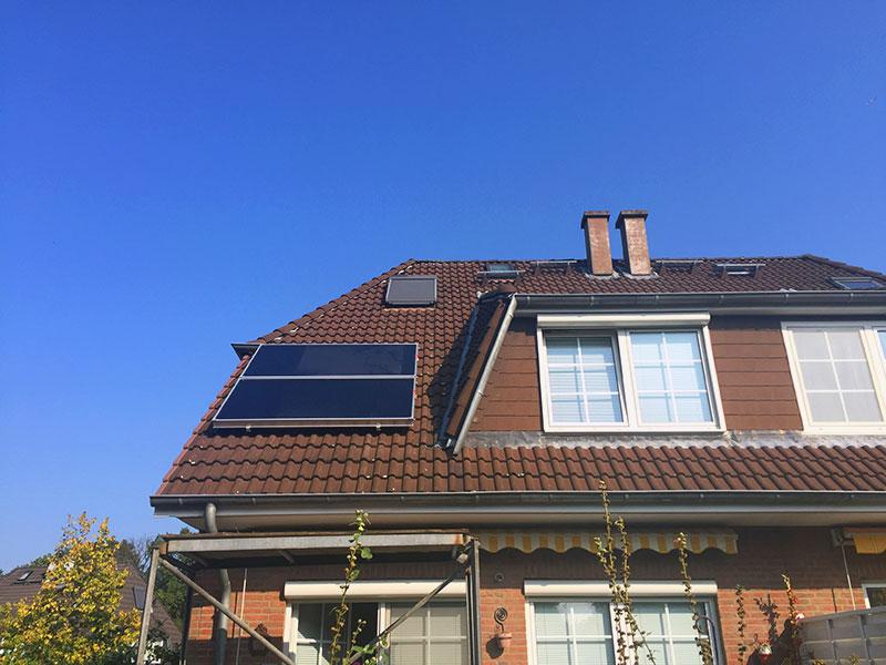 SolvisCala Solarkollektoren