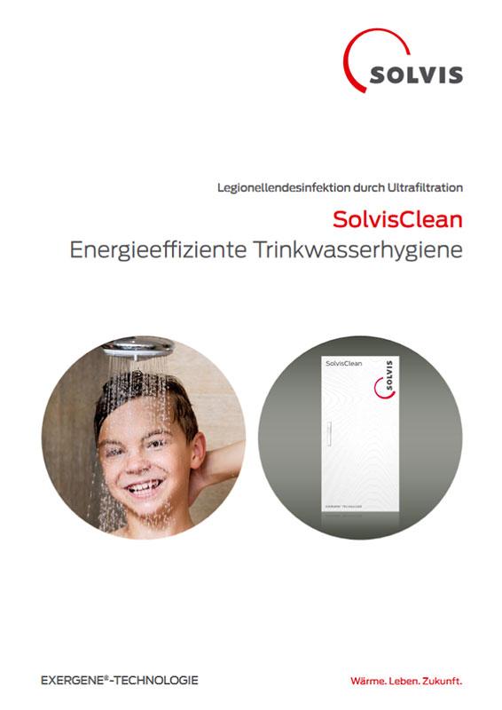 Produktbroschüre SolvisBen