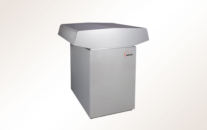 Produkte SolvisVaero Wärmepumpe