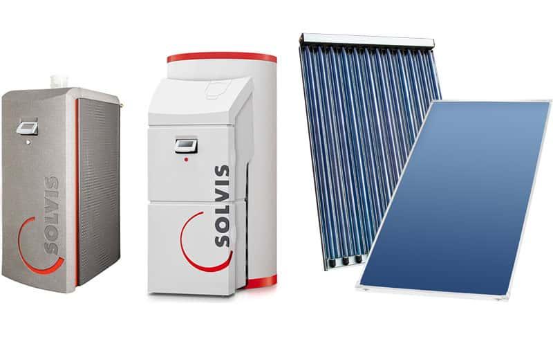 Hybrid Heizsysteme von Solvis - Unsere Produkte