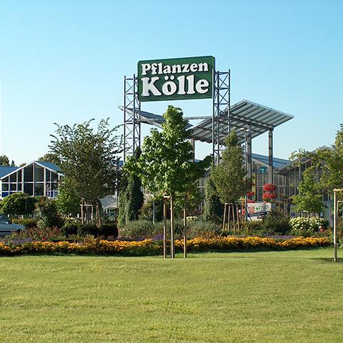 Pflanzen Kölle Gartencenter GmbH & Co KG Heilbronn Im