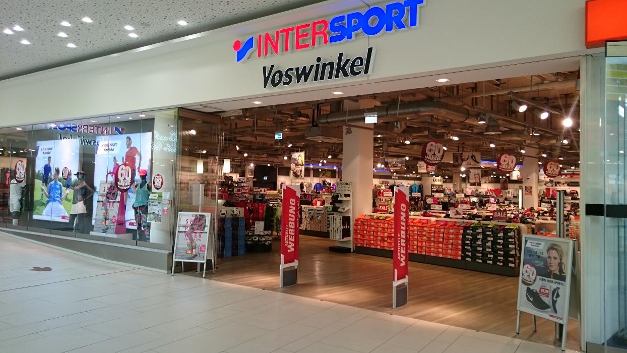 INTERSPORT Voswinkel A2 Center • Isernhagen, Opelstraße 3-5