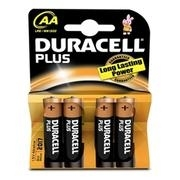 DURACELL PLUS ALC AA 4Τ