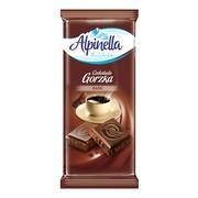 ALPINELLA ΣΟΚΟΛΑΤΑ ΜΑΥΡΗ 90ΓΡ