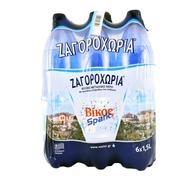 ΖΑΓΟΡΟΧΩΡΙΑ ΝΕΡΟ ΑΝΘΡΑΚΟΥΧΟ 6*1.5L
