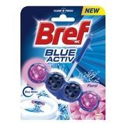 BREF WC BLUE ACTIVE FLORAL 50ΓΡ
