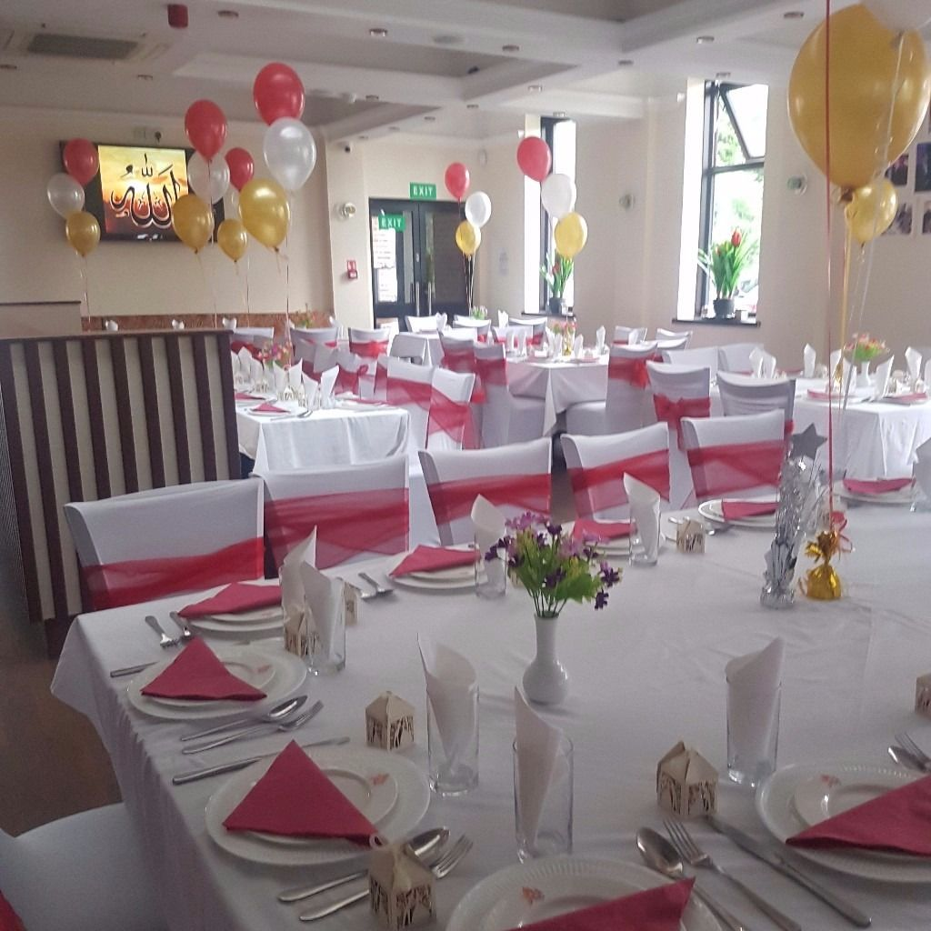 chair cover hire croydon covers uae ds occasions party only 60p set up packages available sumra