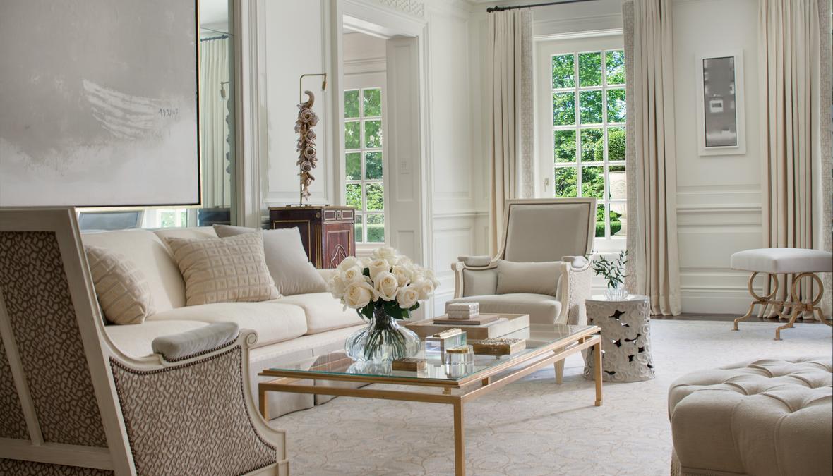 living room classic beautiful curtains uk interior designer of the year award winner profile: thomas ...