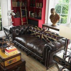 Sofas For Sale Uk Amazon Baseball Glove Leather Sofa Rebel Union Jack - Andrew Martin