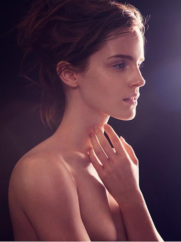 Emma Watson Earth Day 2