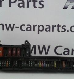 bmw e60 5 series fuse box 61146932452 [ 1600 x 1200 Pixel ]