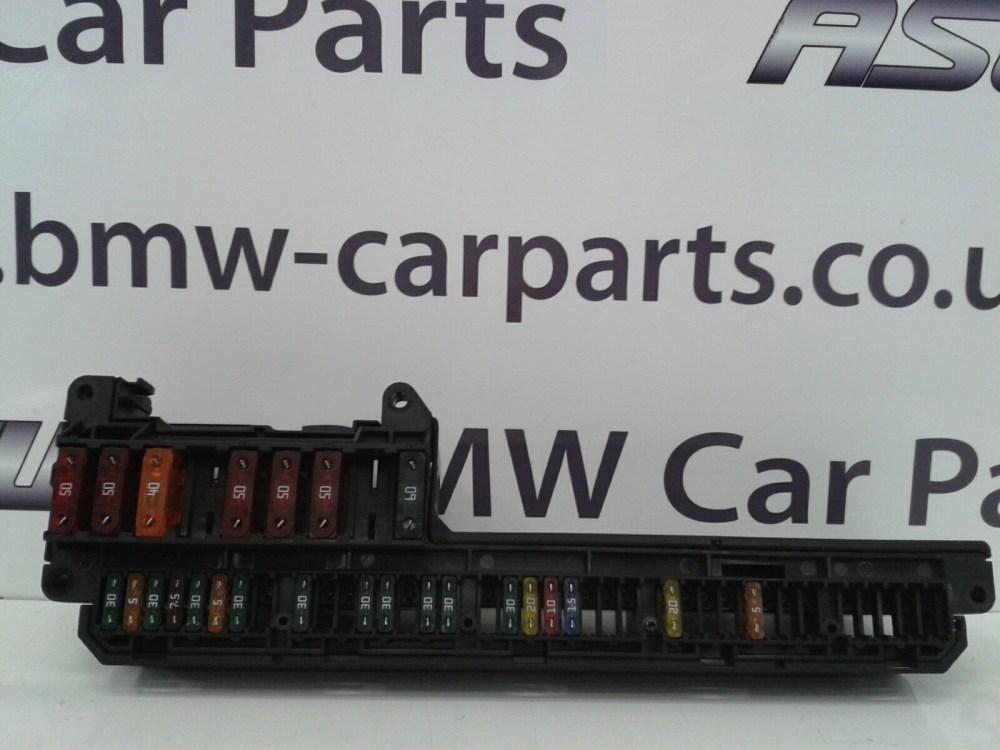 medium resolution of bmw e60 5 series fuse box 61146932452