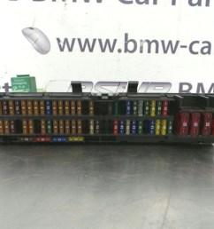 bmw x5 e53 fuse box 61136907395 [ 1600 x 1200 Pixel ]