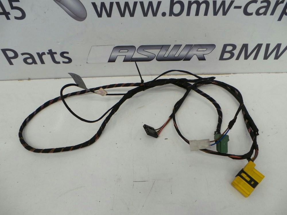 medium resolution of genuine bmw e30 325i outdoor temperature wiring loom breaking for rh bmw carparts co uk bmw e30 wiring diagram radio bmw e30 wiring diagram pdf