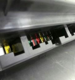 bmw 5 series e60 fuse box 61146932452 [ 1600 x 1200 Pixel ]