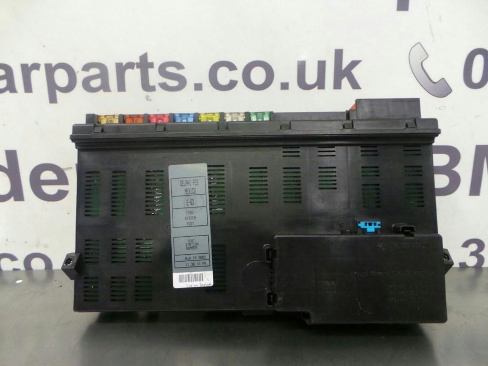 medium resolution of bmw x5 e53 fuse box 61138384525