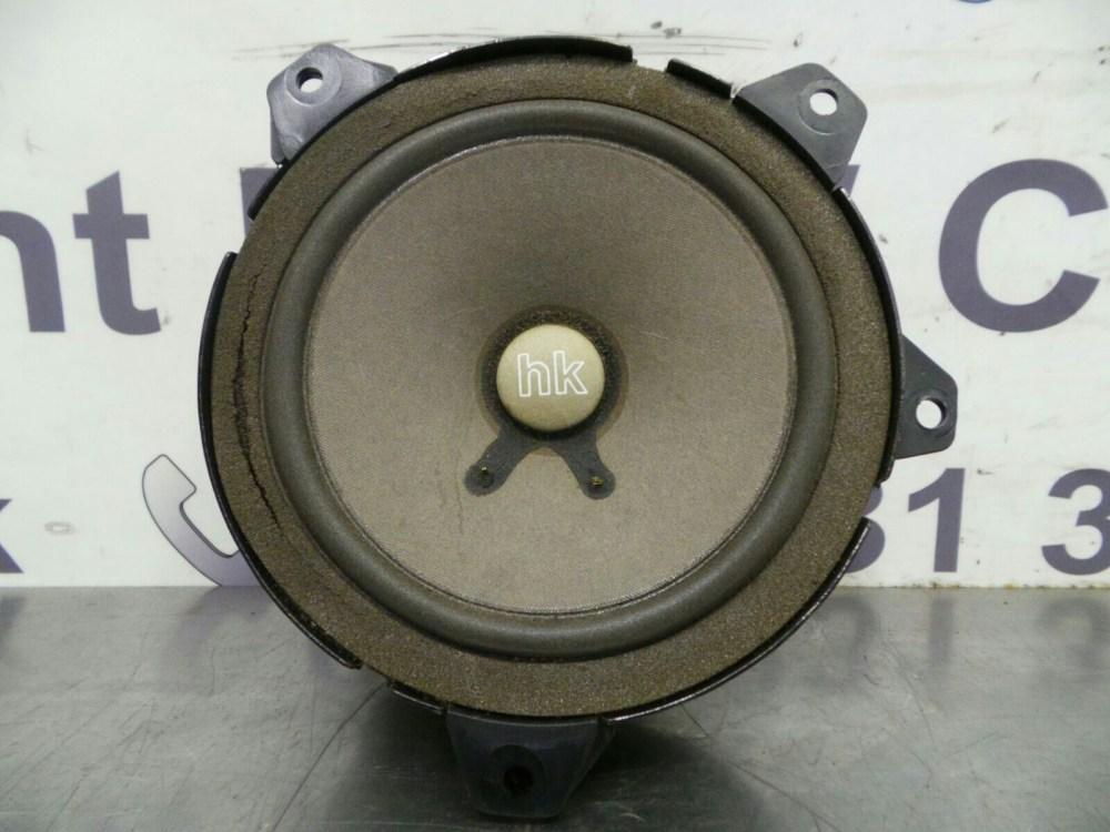 medium resolution of bmw e46 3 series harman kardon speaker 65138368244