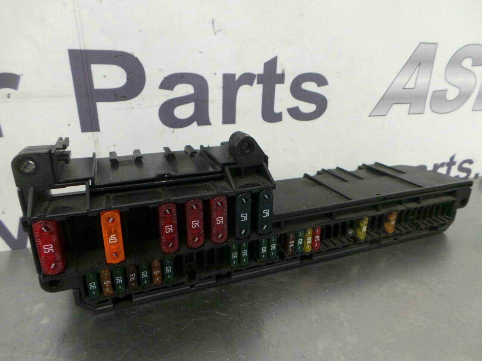 hight resolution of bmw 5 series e61 lci fuse box 61146932452