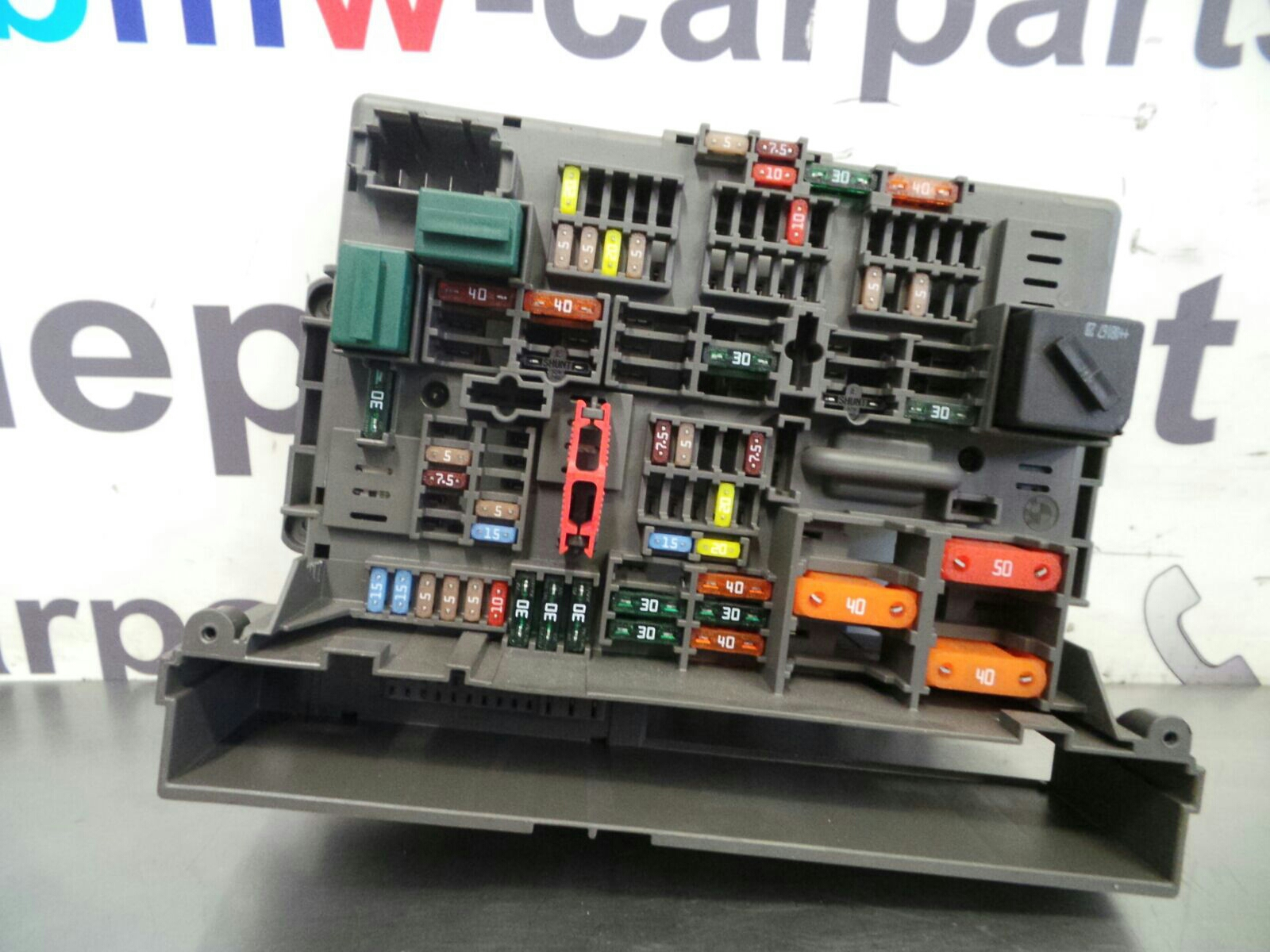 hight resolution of bmw 1 series e87 fuse box 61149119445