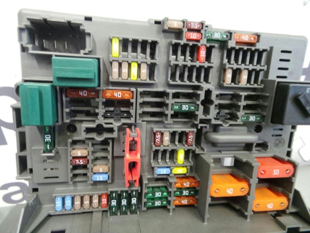 medium resolution of bmw 1 series e87 fuse box 61149119445
