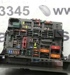bmw 1 series e81 fuse box 9119445 9119446 [ 1600 x 1200 Pixel ]