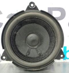 bmw e46 3 series rear harman kardon speaker 65138378557 [ 1600 x 1200 Pixel ]