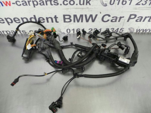 small resolution of bmw f20 1 series engine wiring loom 12518514766 breaking for used bmw 1 series seat wiring diagram bmw 1 series wiring loom