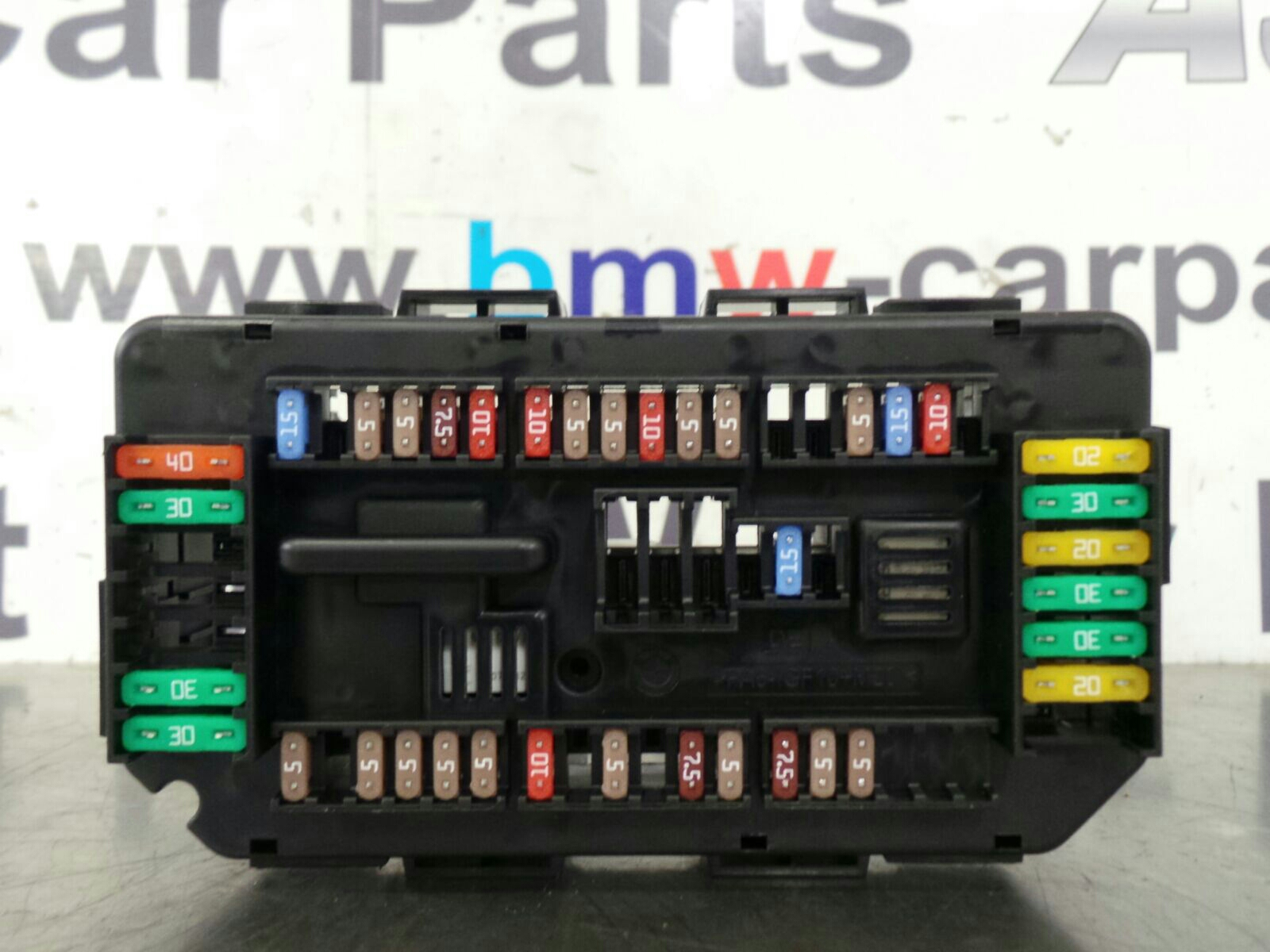 hight resolution of bmw 1 series f20 fuse box 9224866 9389068