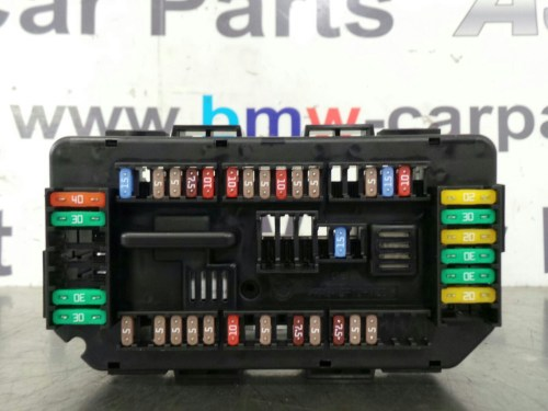 small resolution of bmw 1 series f20 fuse box 9224866 9389068