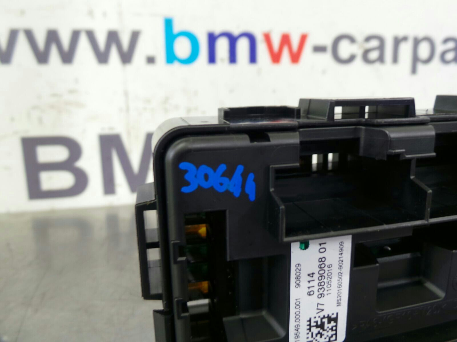 hight resolution of bmw 1 series f20 fuse box 9224866 9389068