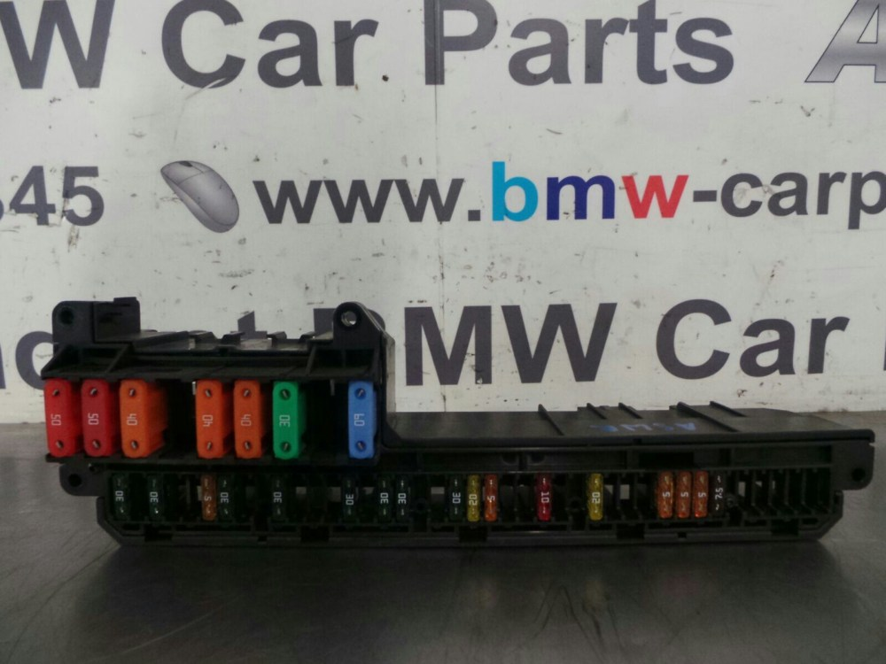medium resolution of bmw 5 series e60 lci fuse box 6932452 6957330