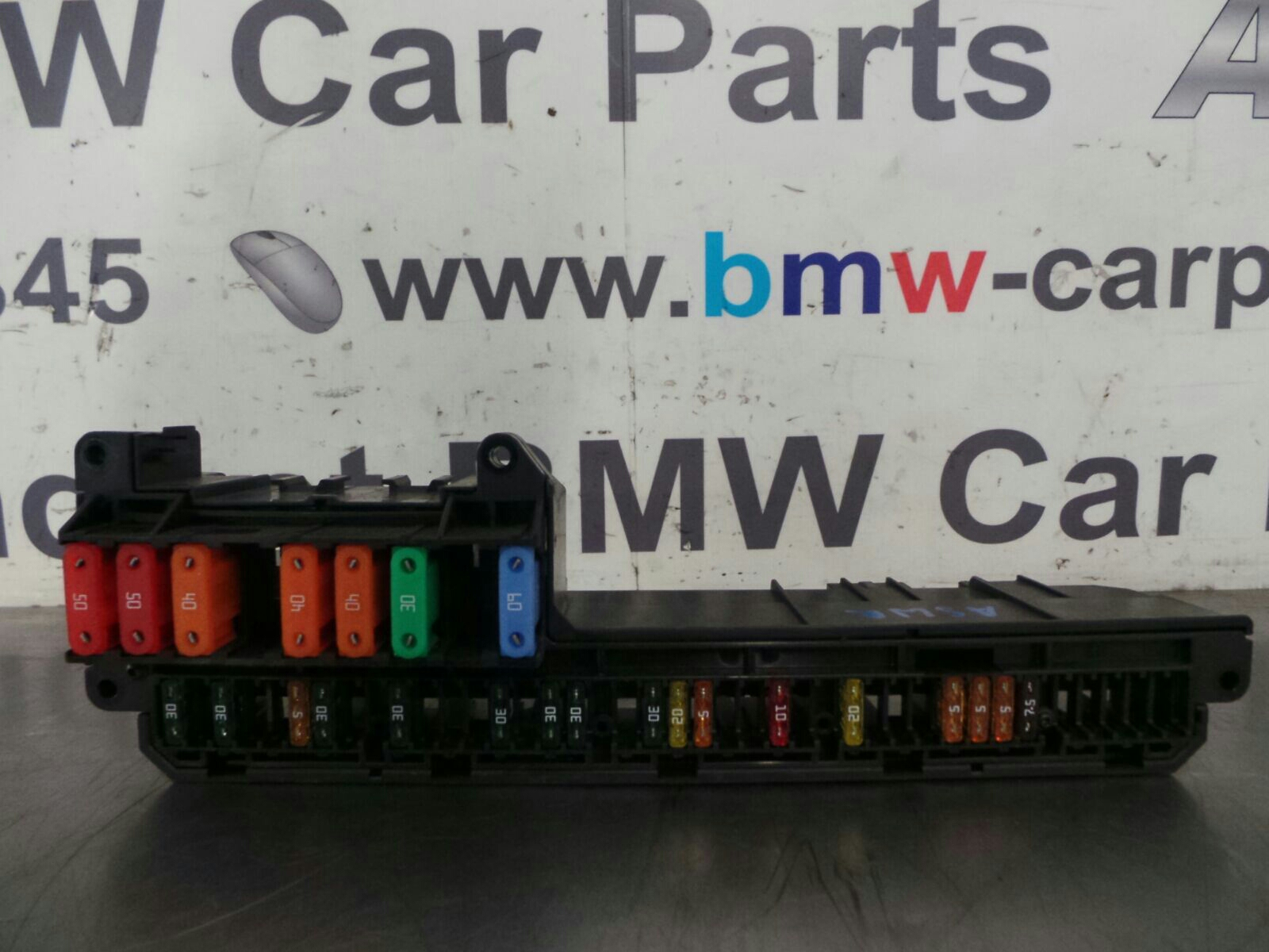 hight resolution of bmw 5 series e60 lci fuse box 6932452 6957330