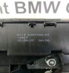 bmw 5 series e60 lci fuse box 6932452 6957330 [ 1600 x 1200 Pixel ]