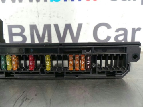small resolution of bmw 5 series e60 lci fuse box 6932452 6957330