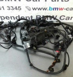 bmw e87 1 series n47 engine wiring loom 12518507213 breaking for bmw 1 series radio wiring diagram bmw 1 series wiring loom [ 1600 x 1200 Pixel ]