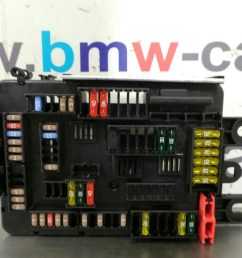 bmw f20 1 series fuse box 9259466 9261111 [ 1600 x 1200 Pixel ]