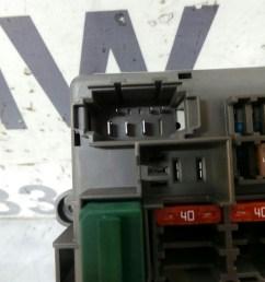 bmw e88 1 series fuse box 9119445 9119446 [ 1600 x 1200 Pixel ]