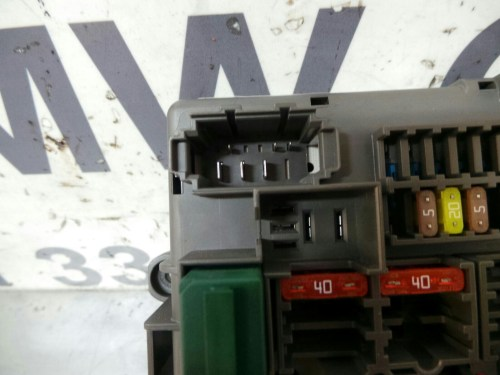 small resolution of bmw e88 1 series fuse box 9119445 9119446